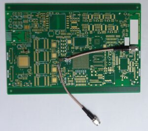 Example of another board that could be measured like shown in the PDN measurement video