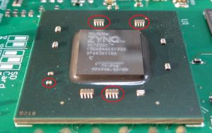 Zynq bypass for 1.0V core voltage