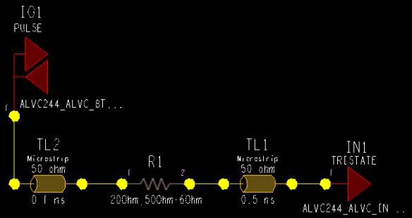 Altium vs Cadence - here Cadence schematic